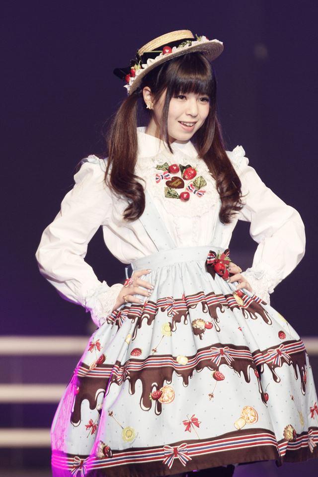 2013/4/21 KAWAii MATSURでのファッションショー