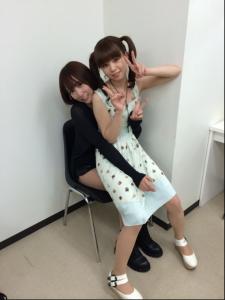 2014/6/27 藍井エイルさんのブログより。SAOIIのイベント(それぞれのファンがうらやましいのではないでしょうか)