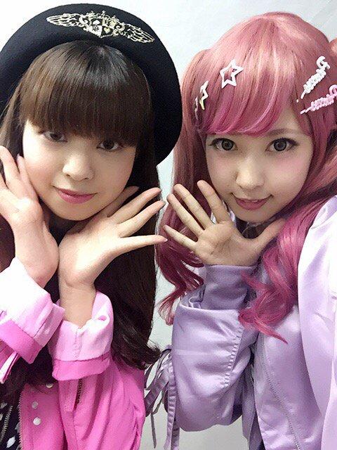 2016/10/4 木村優 Kimura U @kimura_u https://twitter.com/kimura_u/status/783289979476684800 KERAの撮影のようです。お二人さんとも,学園ハンサムが好きなようです。
