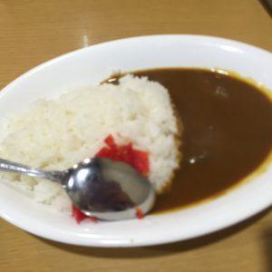 2016/11/6 のツイート「福岡で食べるカレーもおいしい」