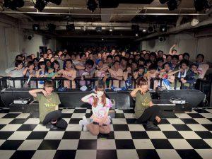 2016/11/28 のツイート「大阪公演の写真が届いたよ〜!!!?」